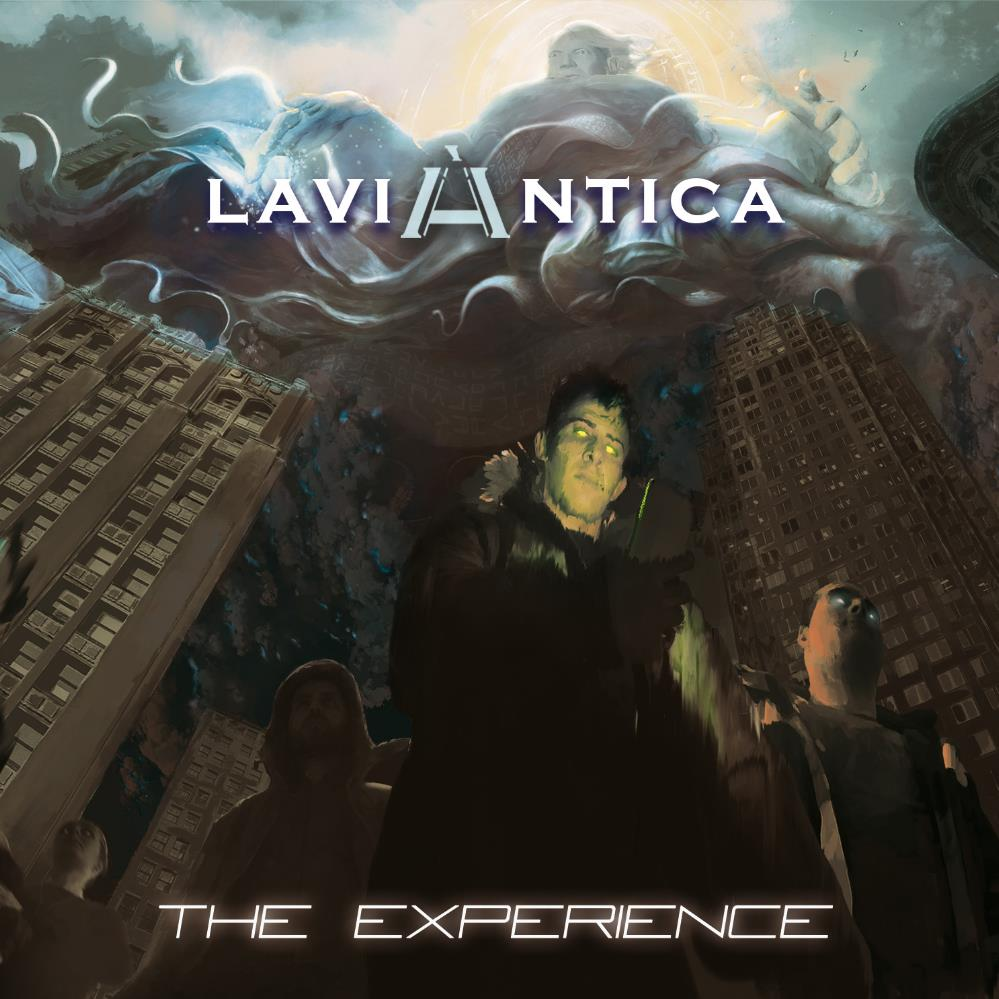 Laviàntica - The Experience CD (album) cover