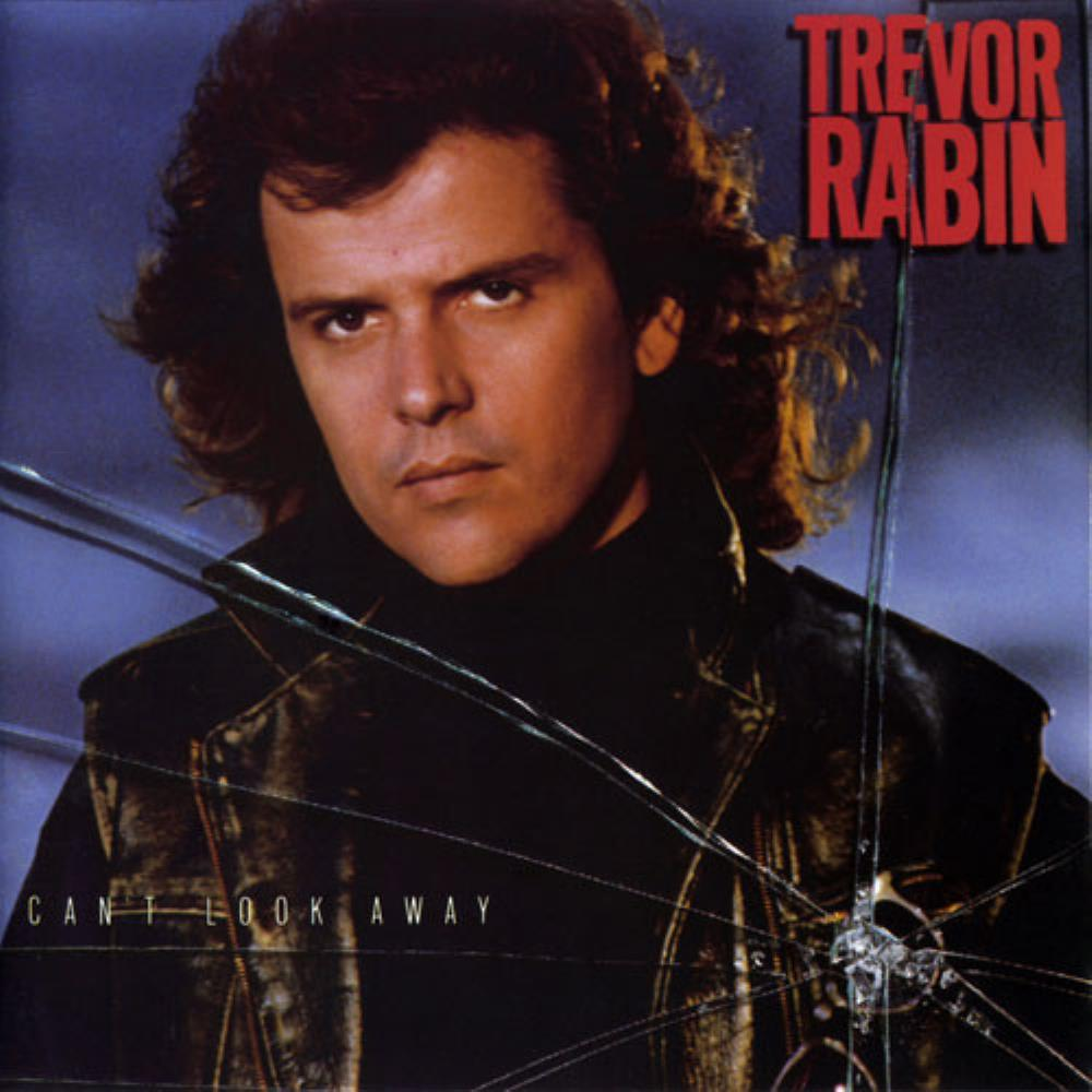 Can't Look Away by RABIN, TREVOR album cover