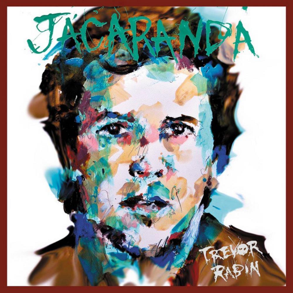 Jacaranda by RABIN, TREVOR album cover