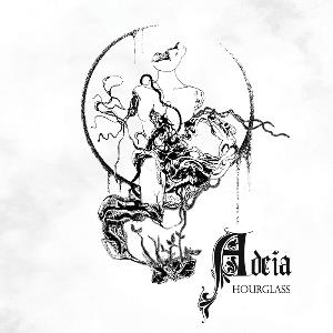 Hourglass by ADEIA album cover