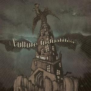 Vulture Industries - The Tower CD (album) cover