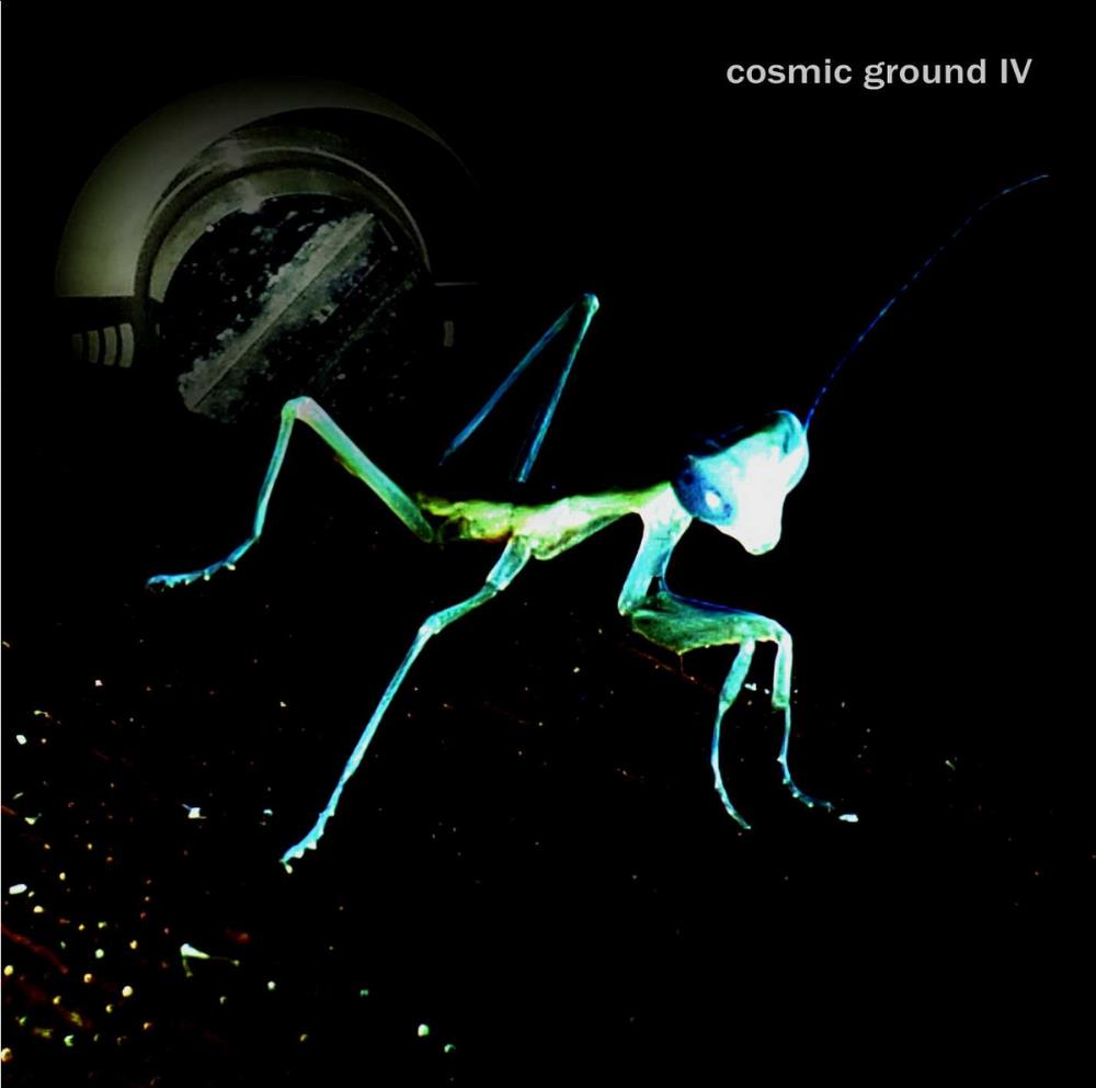 Cosmic Ground IV by COSMIC GROUND album cover