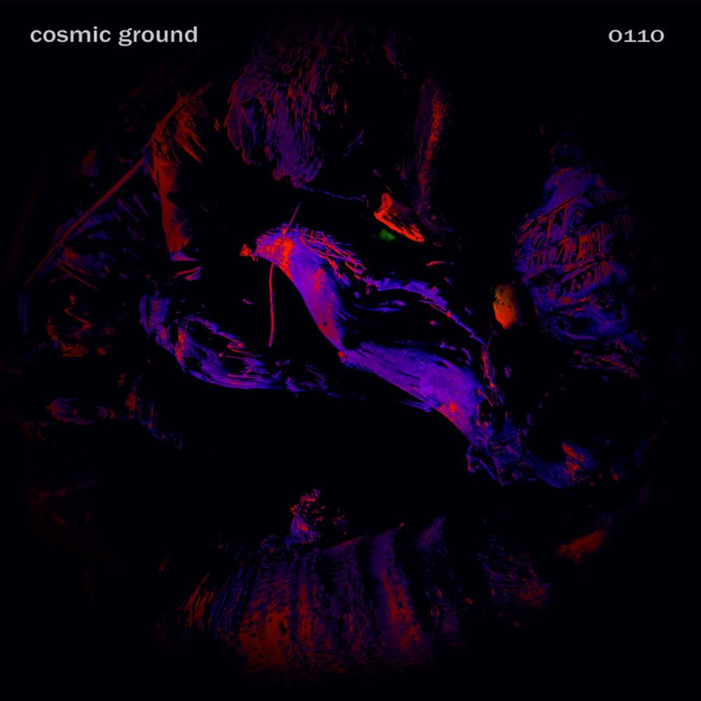 0110 by Cosmic Ground album rcover