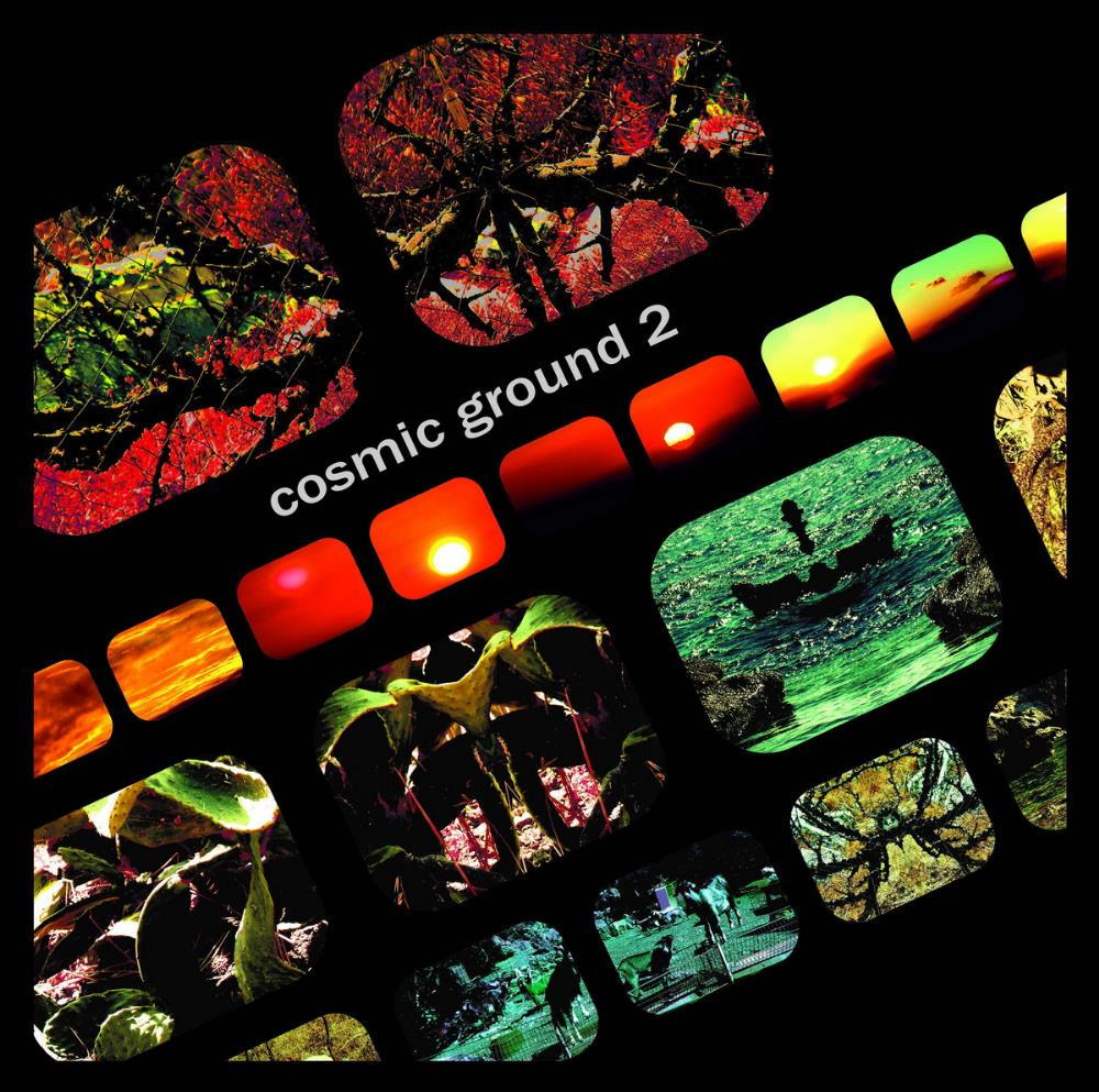 Cosmic Ground 2 by COSMIC GROUND album cover