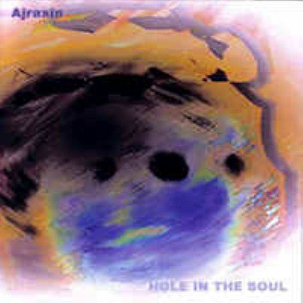 Pekka Airaksinen Hole In The Soul (Ajraxin) album cover