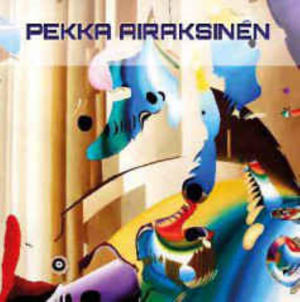 Mangala by AIRAKSINEN, PEKKA album cover