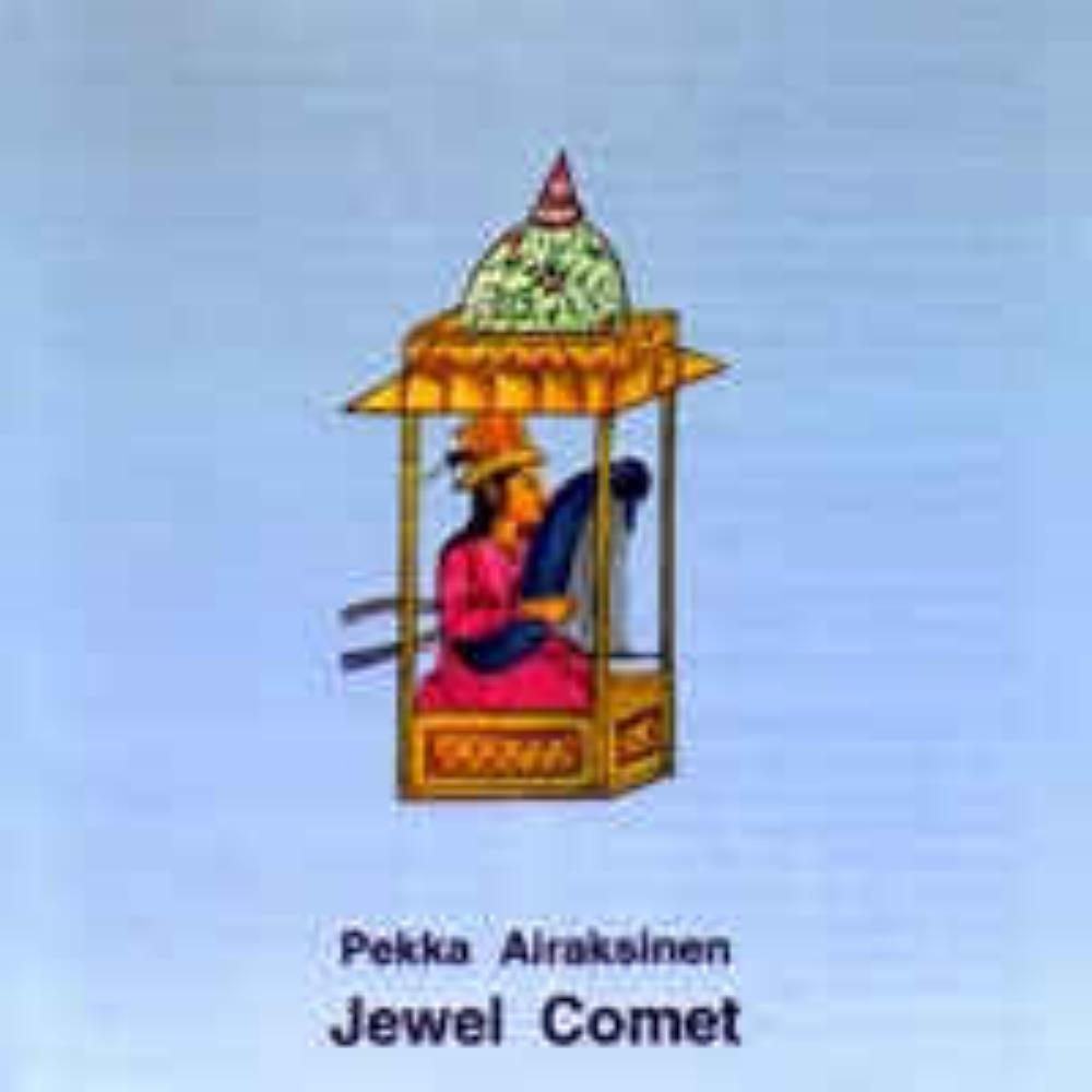 Pekka Airaksinen Jewel Comet album cover