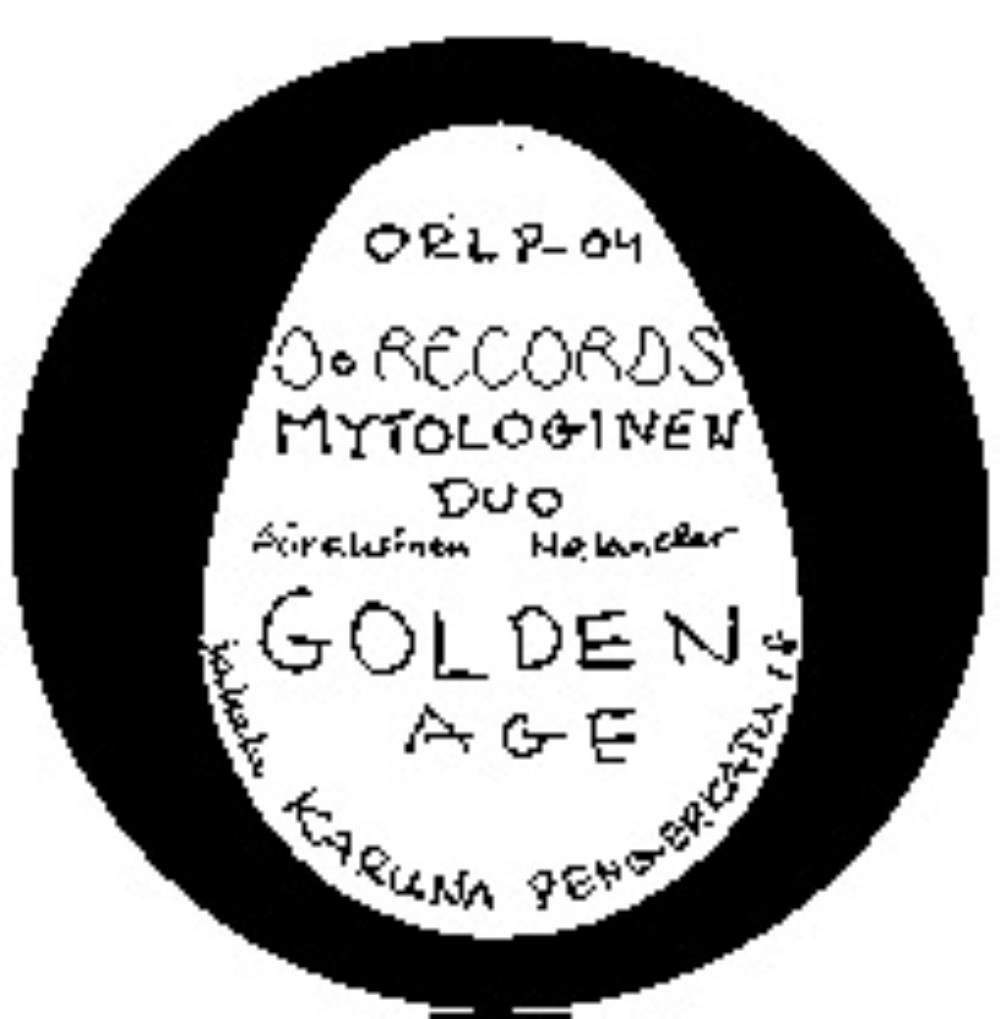 Mytologinen Duo: Golden Age by AIRAKSINEN, PEKKA album cover