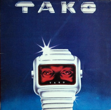 Tako - Tako CD (album) cover