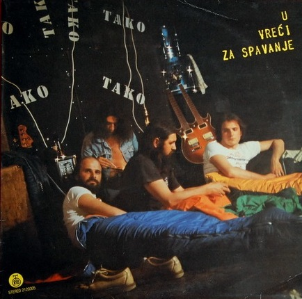 Tako - U Vreci Za Spavanje  CD (album) cover