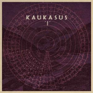 I by KAUKASUS album cover
