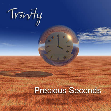 Tr3nity - Precious Seconds CD (album) cover
