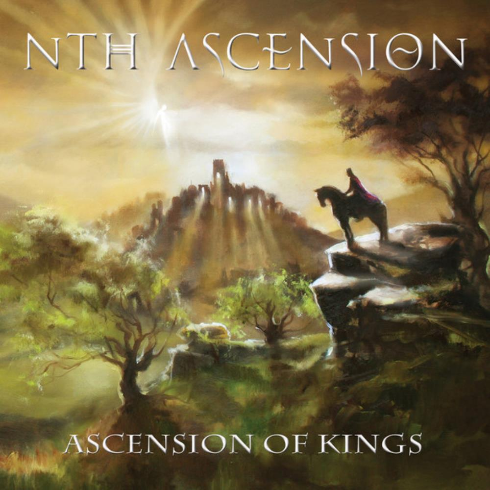 Ascension Of Kings by NTH ASCENSION album cover