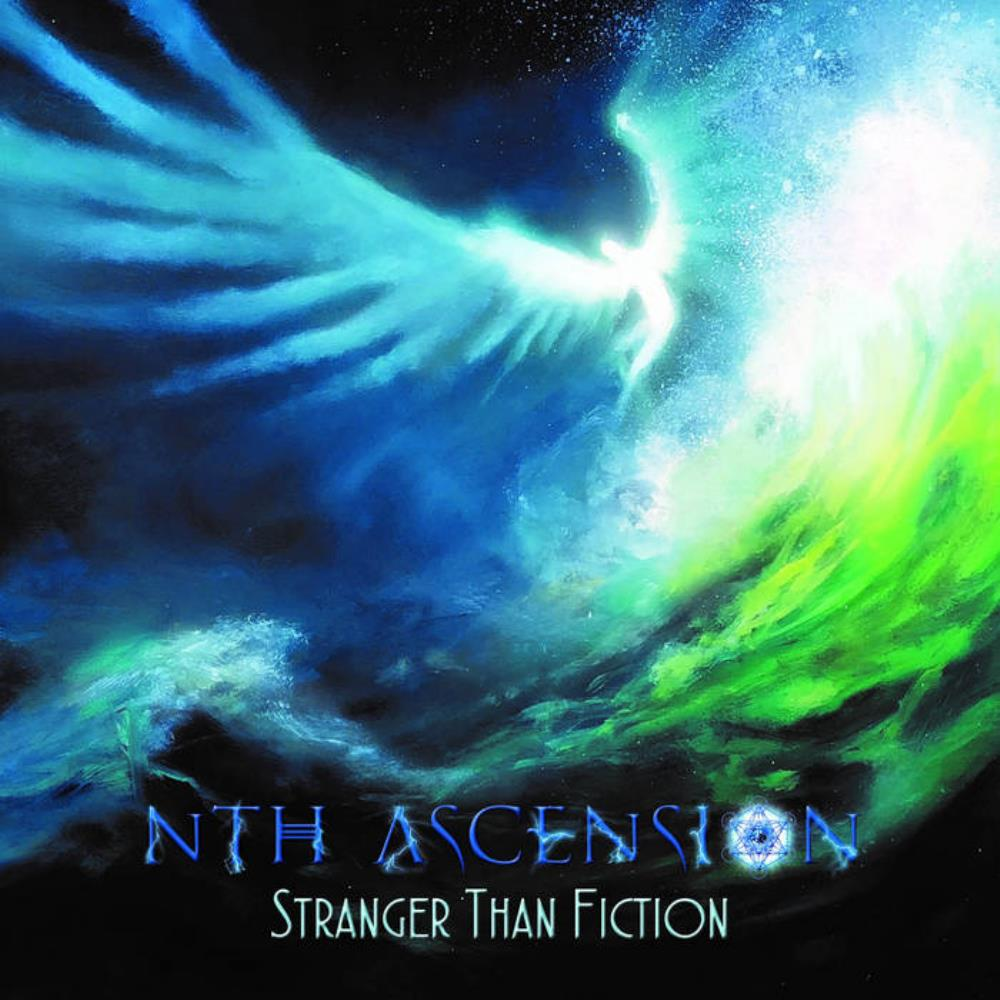 Nth Ascension - Stranger Than Fiction CD (album) cover
