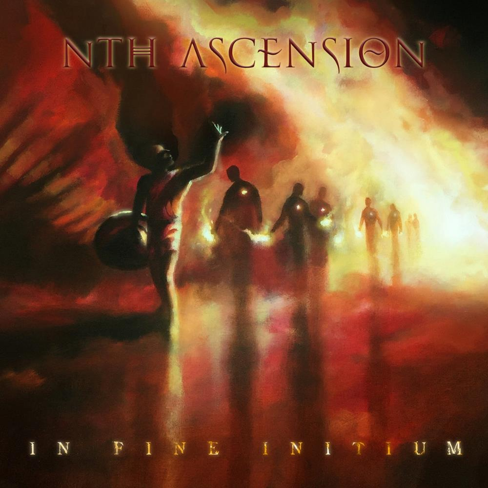 Nth Ascension - In Fine Initium CD (album) cover