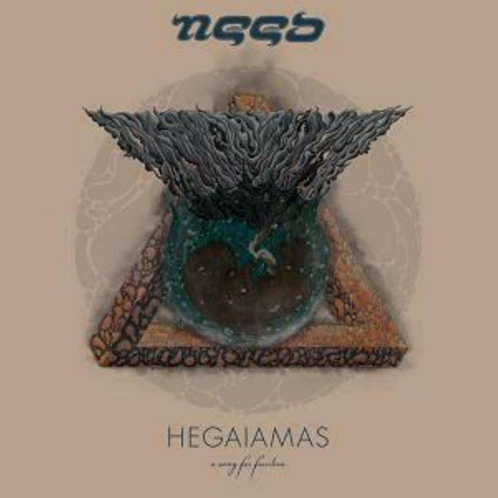 Need - Hegaiamas: A Song for Freedom CD (album) cover