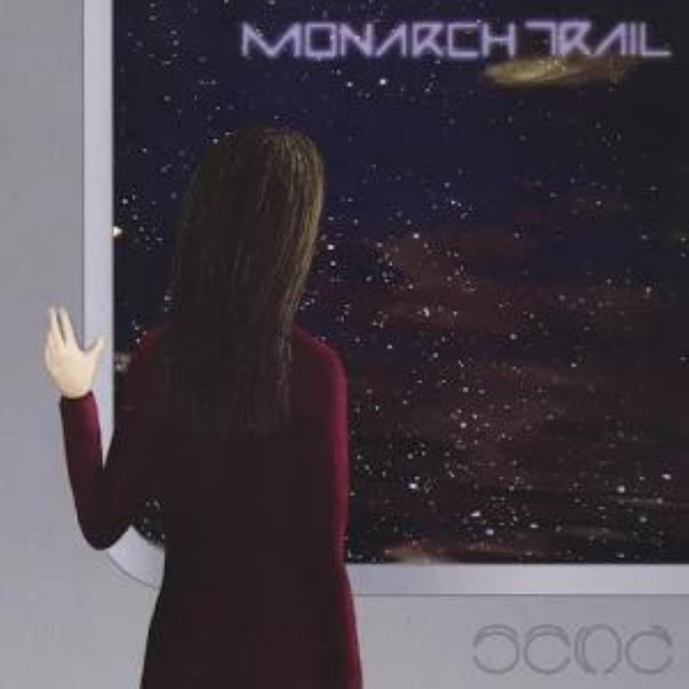 Sand by MONARCH TRAIL album cover