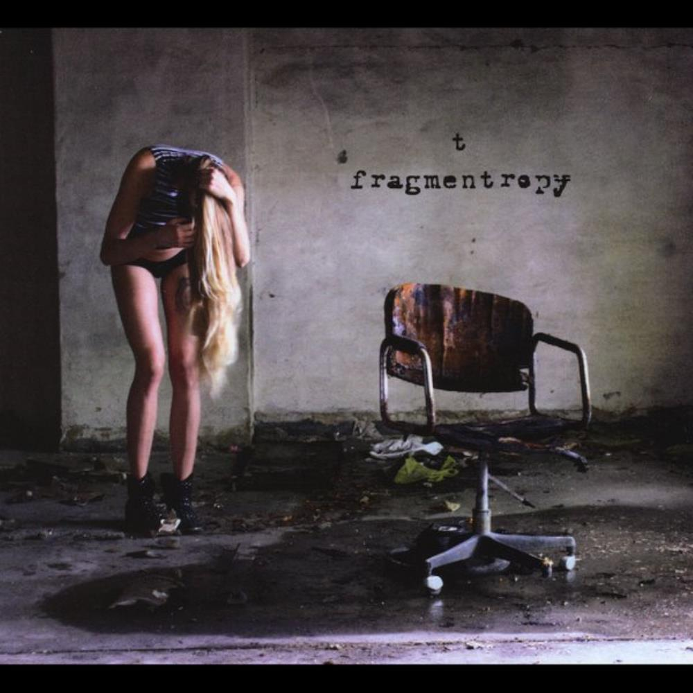 T - Fragmentropy CD (album) cover