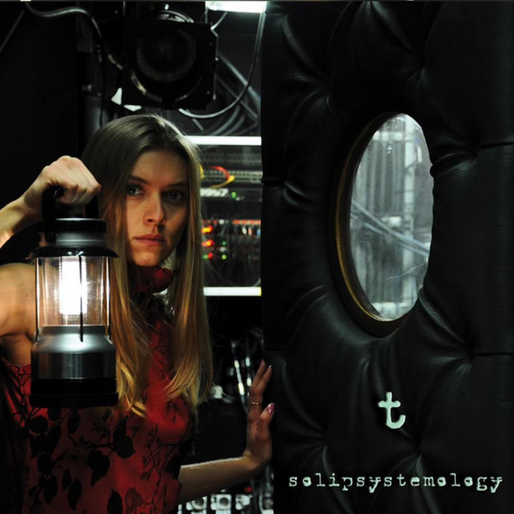 T - Solipsystemology CD (album) cover