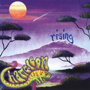 Chameleon - Rising CD (album) cover