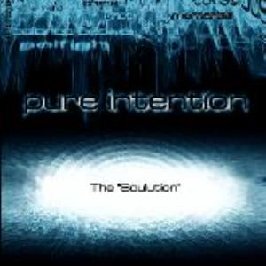 The ''Soulution'' by PURE INTENTION album cover