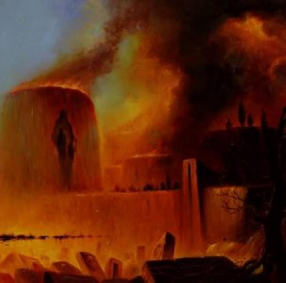 Comedia - Inferno by PERVY PERKIN album cover