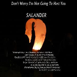 Don't Worry I'm Not Going To Hurt You by SALANDER album cover