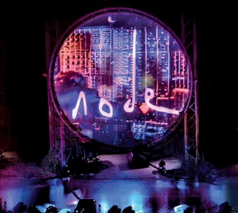 Node Node Live album cover