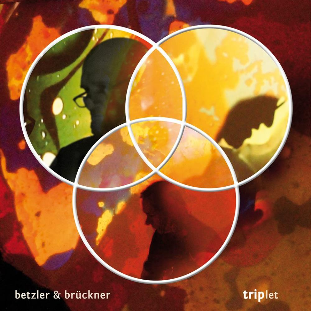 Triplet (Tommy Betzler and Michael Brückner feat. Sammy David) by BRÜCKNER, MICHAEL album cover