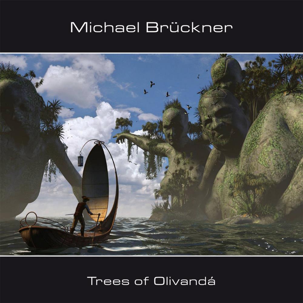 Trees of Olivandá by BRÜCKNER, MICHAEL album cover