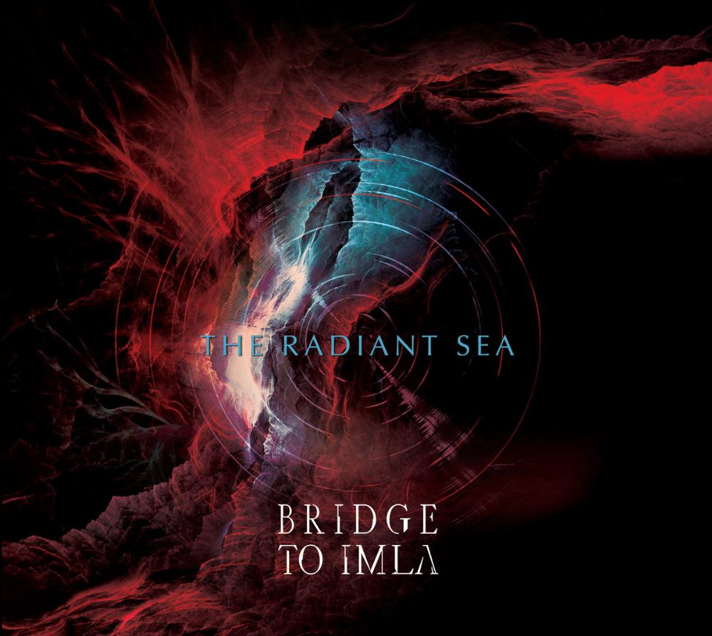 Bridge To Imla: The Radiant Sea by BRÜCKNER, MICHAEL album cover