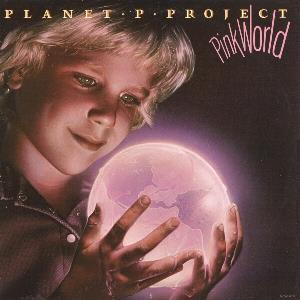 Planet P Project Pink World album cover