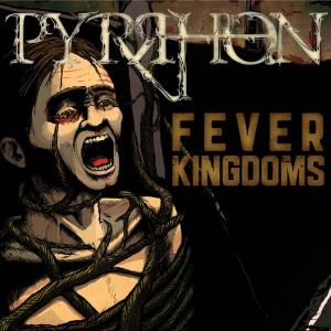 Pyrrhon - Fever Kingdoms CD (album) cover