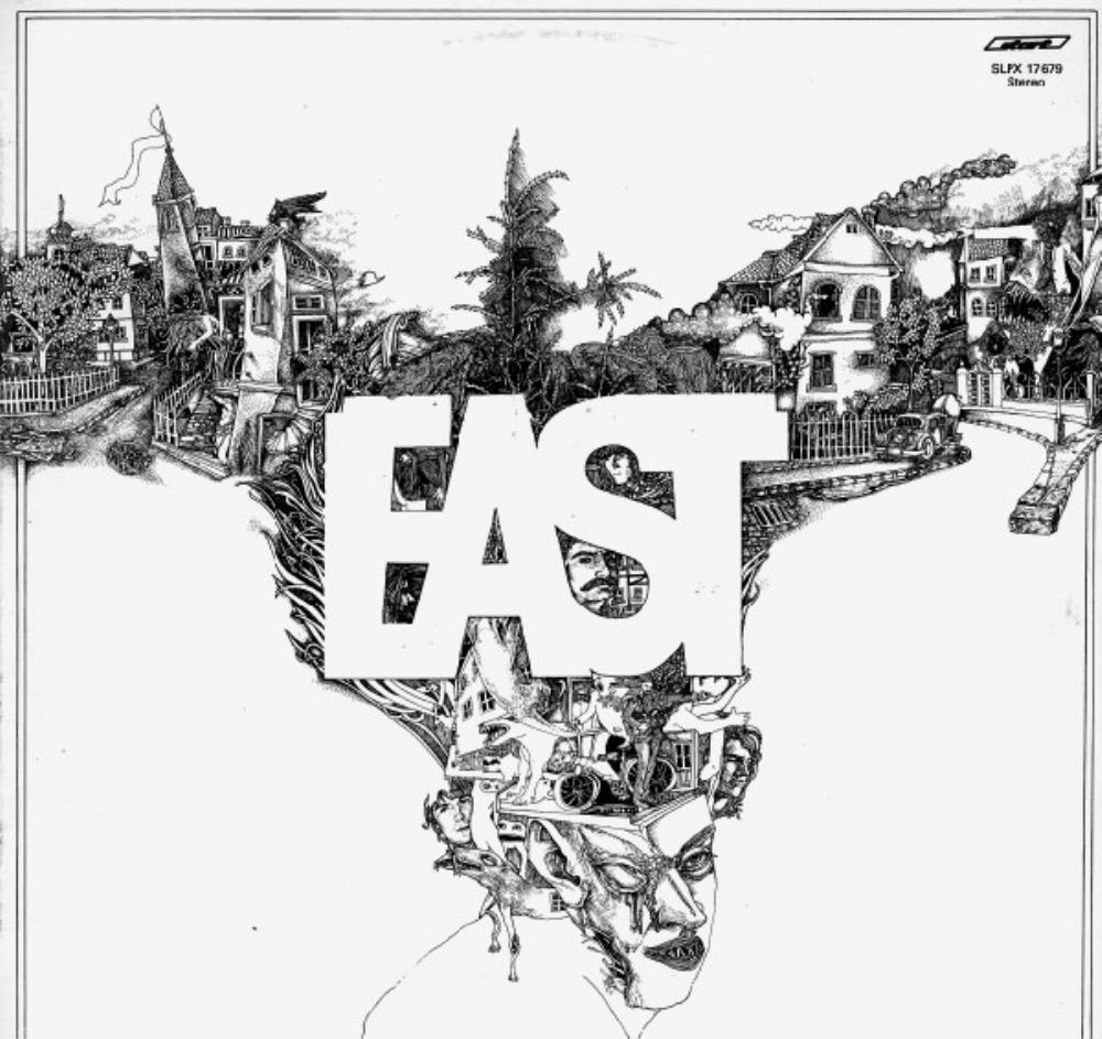 Játékok by EAST album cover