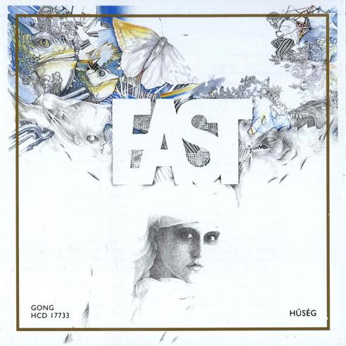 East - Hüség CD (album) cover