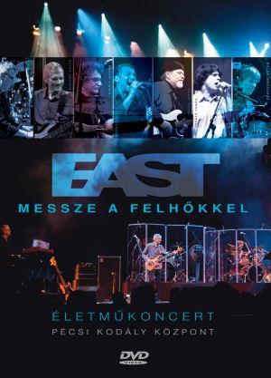 Messze a felhőkkel by EAST album cover