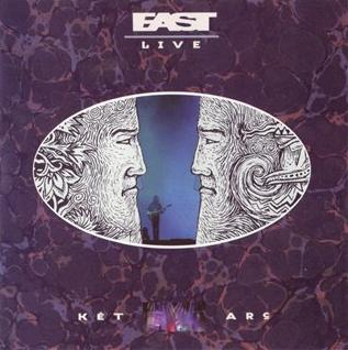 East - K�t arc CD (album) cover