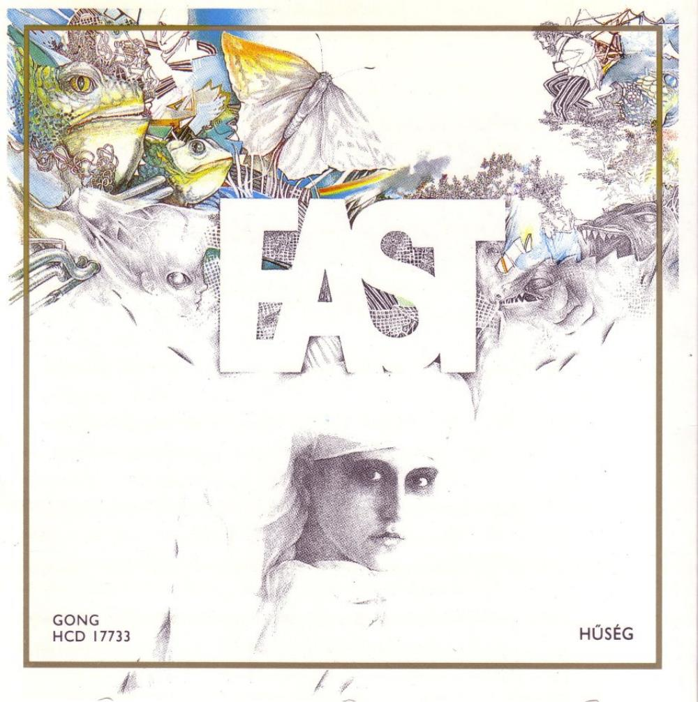 Hüség by EAST album cover