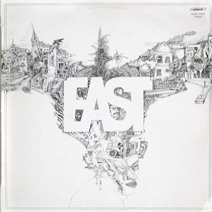 East J�t�kok album cover