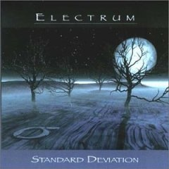 Electrum - Standard Deviation CD (album) cover