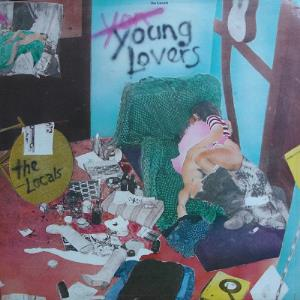 The Young Lovers by LOCALS, THE album cover