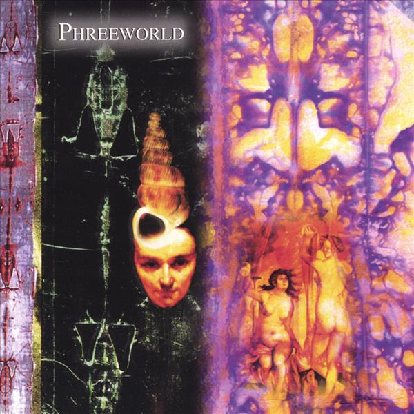 Phreeworld Crossing the Sound  album cover