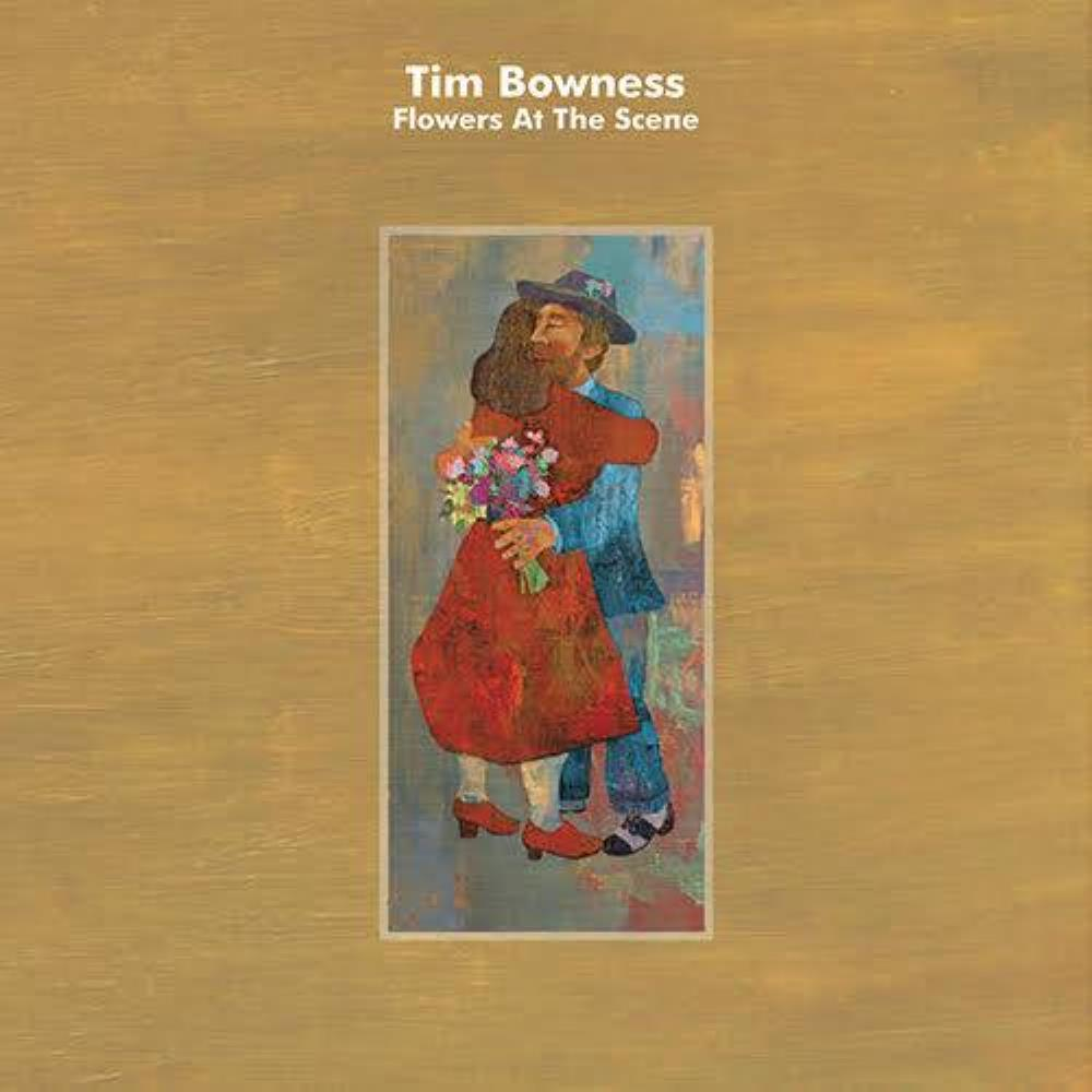 Tim Bowness Flowers At The Scene album cover