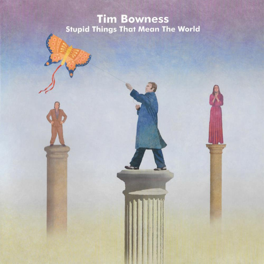 Stupid Things That Mean The World by BOWNESS, TIM album cover