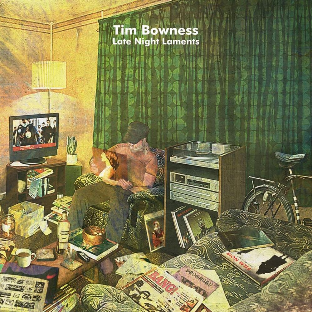 Late Night Laments by BOWNESS, TIM album cover