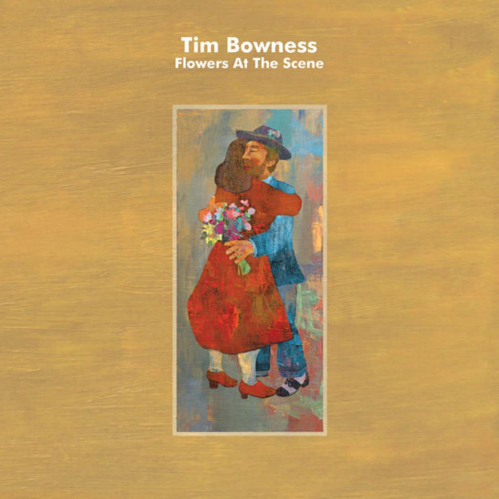 Flowers At The Scene by BOWNESS, TIM album cover