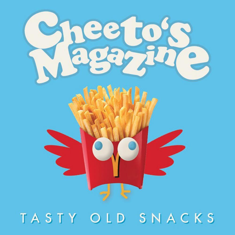Tasty Old Snacks by Cheeto's Magazine album rcover