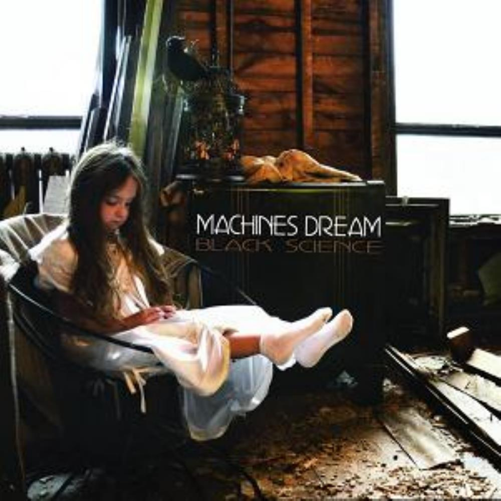 Black Science by MACHINES DREAM album cover