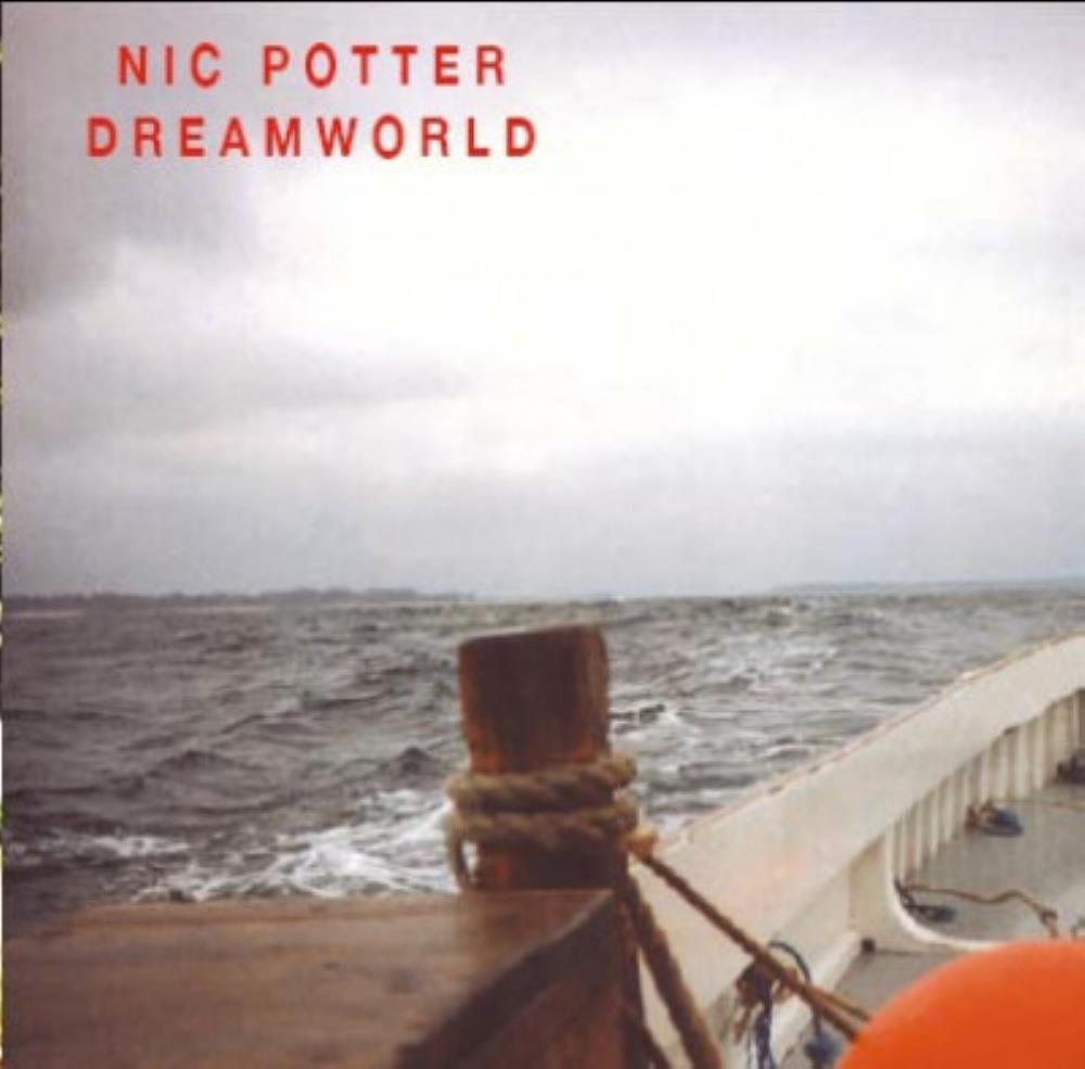 New Europe - Rainbow Colours by POTTER, NIC album cover