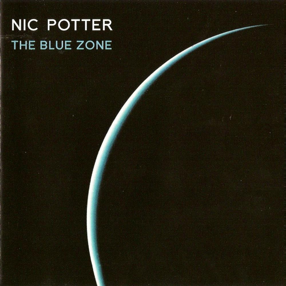 The Blue Zone by POTTER, NIC album cover